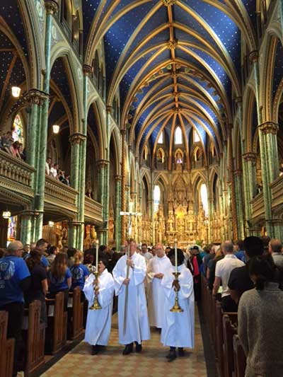 Pro-Life Mass recessional