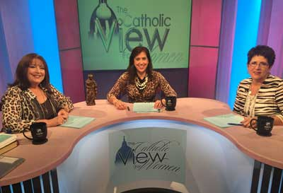 The Catholic View for Women taping and pilgrimage at EWTN