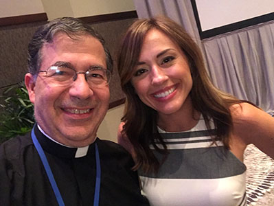 Fr. Frank Pavone at National Right to Life Convention