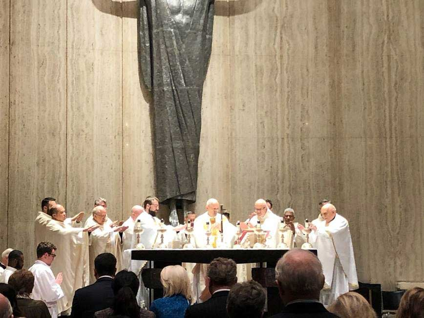 Priests for Life at the United Nations January 2020
