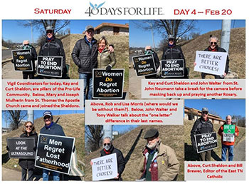 40 Days for Life-Knoxville Tennessee