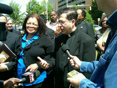 Father Frank Pavone talks about the importance of youth to the pro-life movement.