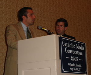 Priests for Life at the Catholic Press Association (CPA) conference