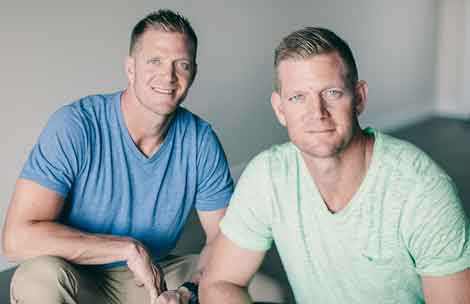 <p>Join Priests for Life at the March for Life in Washington, DC. Above: David and Jason Benham to speak at the National Prayer Service on January 18.</p>