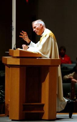 Fr. Denis Wilde, OSA