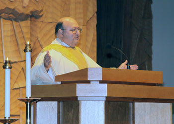 Fr. Victor Salomon, Director of Hispanich Outreach, Priests for Life