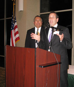 Jim and M.C. Robert Rubio appeal to hundreds of guests to support Living Help Pregnancy Center