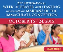 23rd International Week of Prayer and Fasting