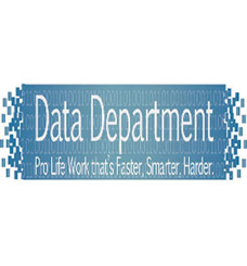 Data department