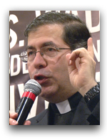 James Pinto, Jr. Pastoral Associate, Priests for Life Coordinator, Lay Missionaries of the Gospel of Life
