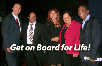 Get on Board for Life!