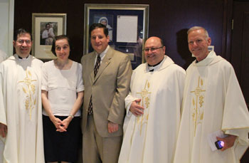 Priests for Life and Dr. Gianna Emanuela Molla