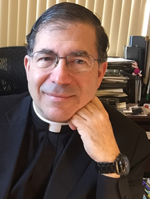 Fr. Frank Pavone, Founder, Missionaries of the Gospel of Life-Lay Associates