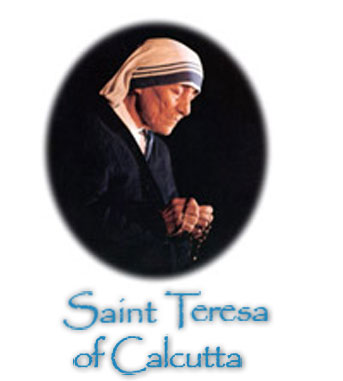 Blessed Mother Theresa of Calcutta