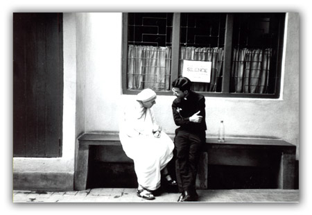 Mother Teresa and Fr. Pavone