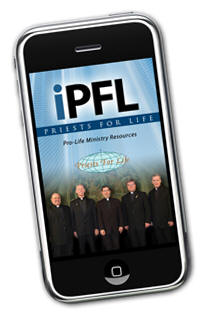 Priests for Life - iPhone App.