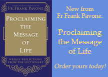 Proclaiming the Messsage of Life