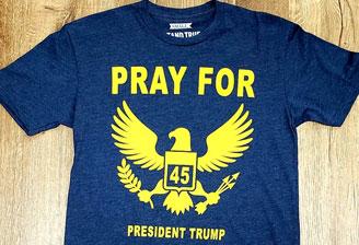Pray for 45