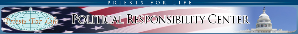 Priests for Life - Political Responsibility