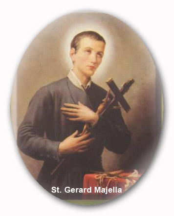 Novena to St. Gerard Majella, Patron Saint of Pregnant Mothers and of ...