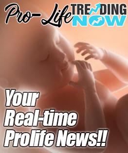 Pro-Life Trending Now!
