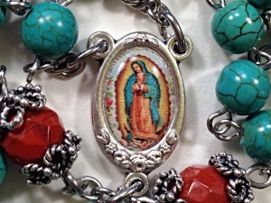Our Lady Gaudalupe Rosary