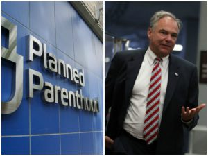Tim Kaine Planned Parenthood