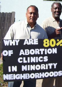 Planned Parenthood Minority