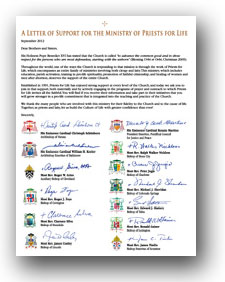 Late term abortion exposed letter of support for the ministry of priests for life from bishops and cardinals thecheapjerseys Image collections