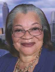 Dr. Alveda King, Keynote Speaker at the Texas Tech University Health Sciences Center